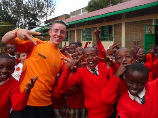 Compte rendu du séjour au Kenya du 24 Août au 2 Septembre 2011